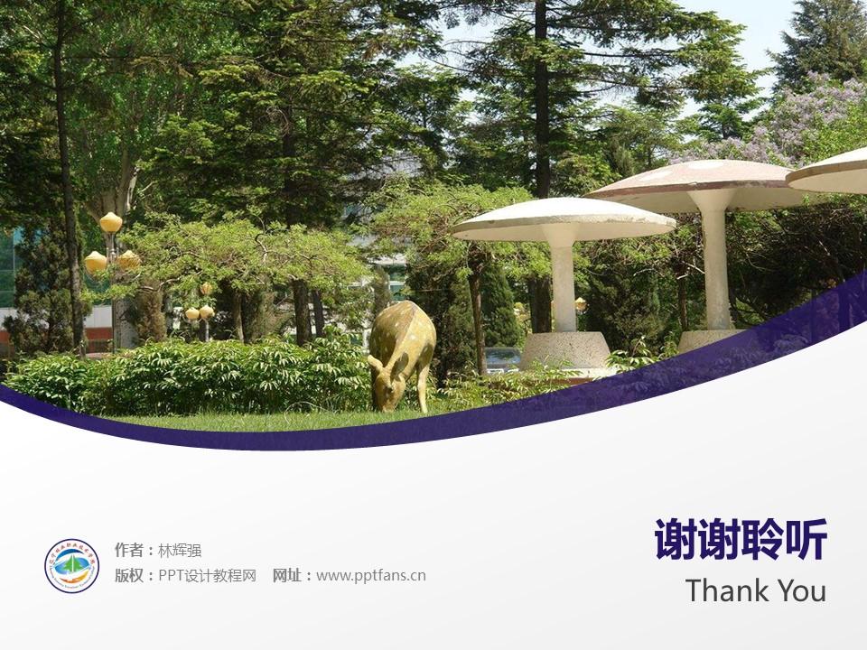 辽宁林业职业技术学院PPT模板下载_幻灯片预览图19