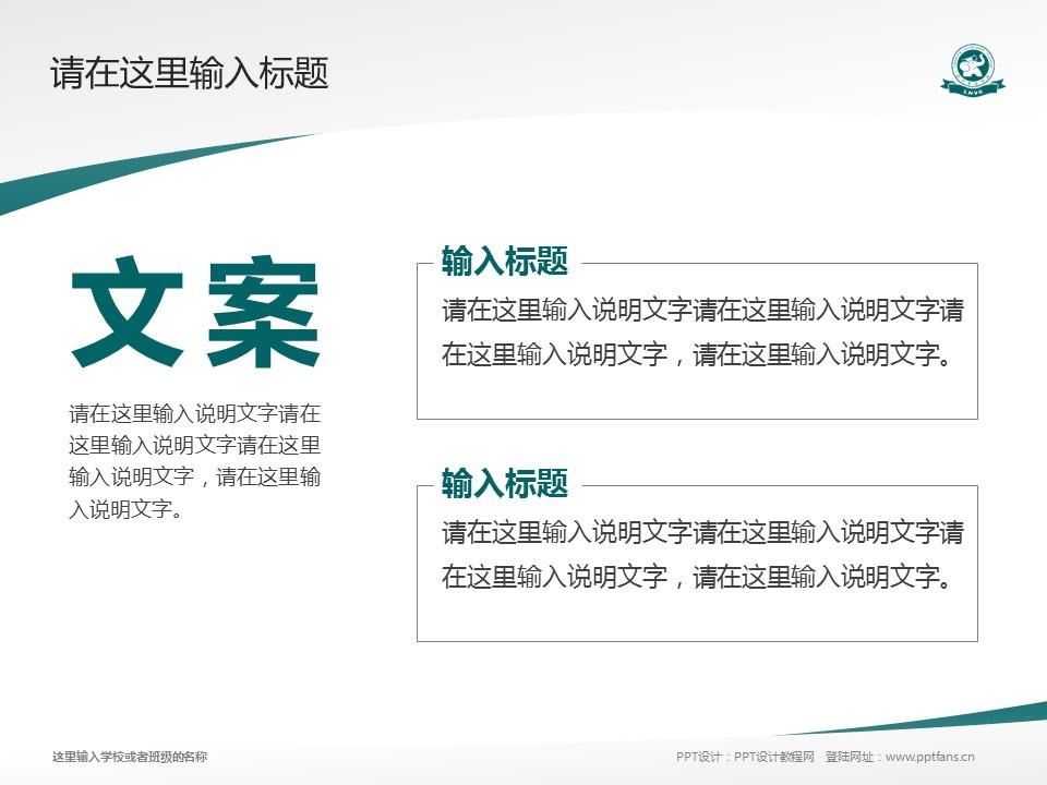 辽宁职业学院PPT模板下载_幻灯片预览图16