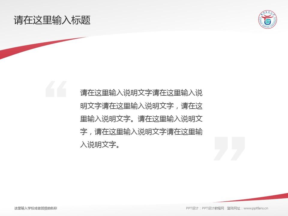 台湾首府大学PPT模板下载_幻灯片预览图13