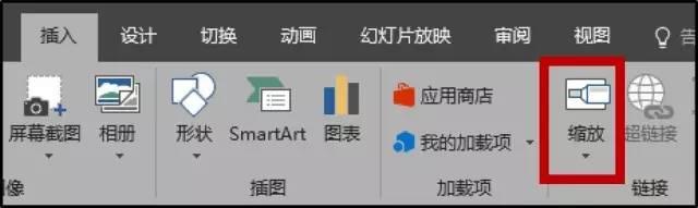 Powerpoint 2016缩放功能详解(附案例)