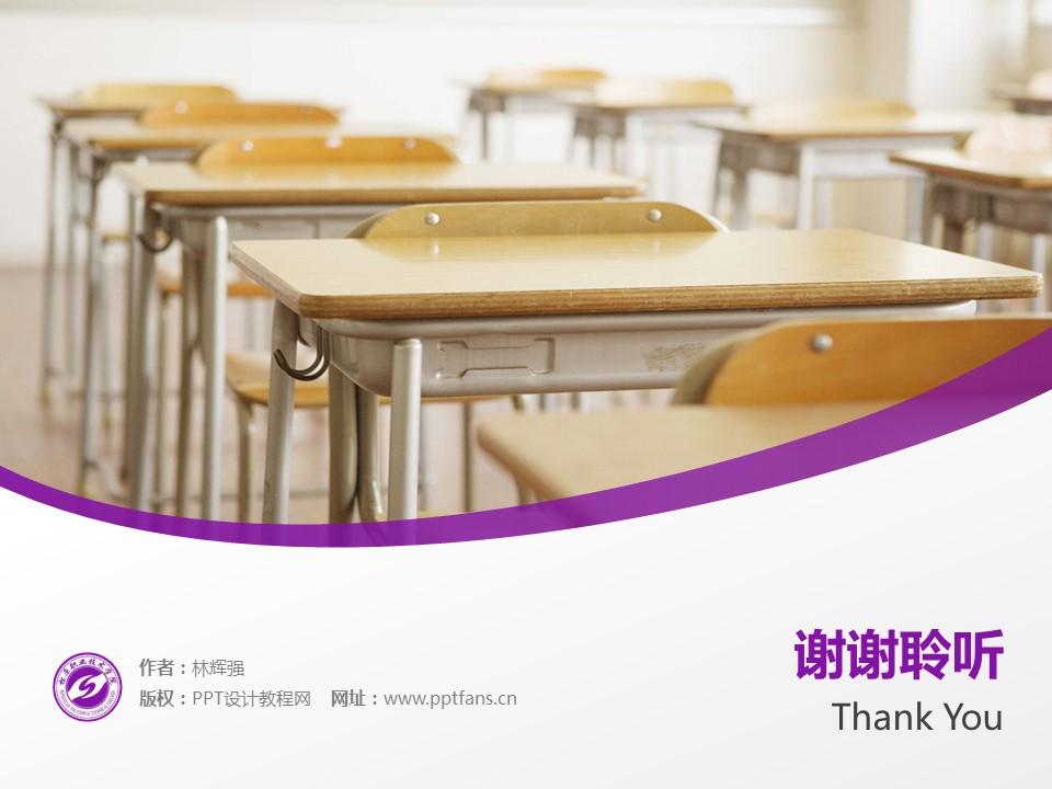 松原职业技术学院PPT模板_幻灯片预览图19