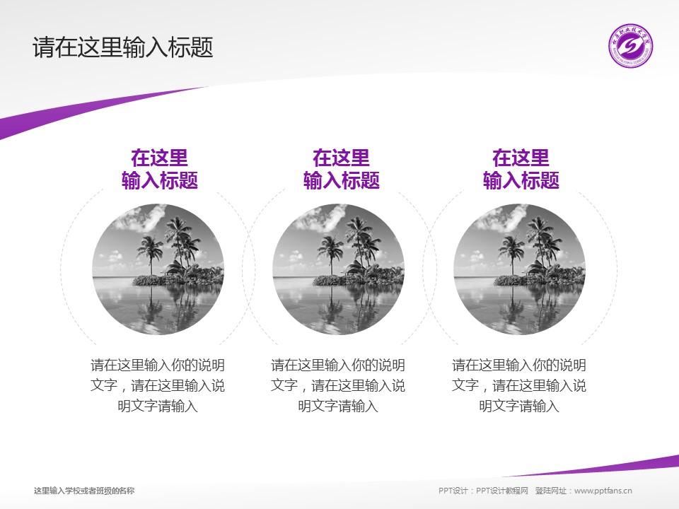 松原职业技术学院PPT模板_幻灯片预览图15