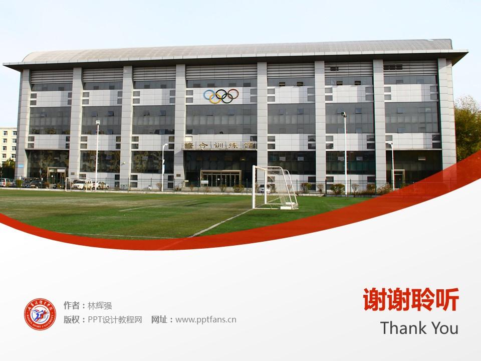 哈尔滨体育学院PPT模板下载_幻灯片预览图19