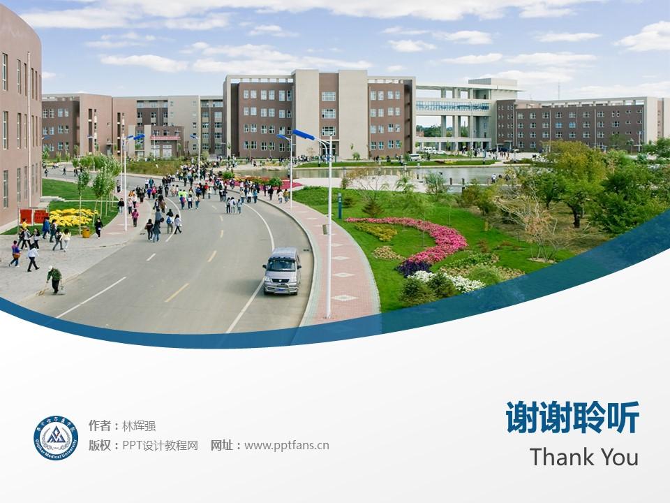 齐齐哈尔医学院PPT模板下载_幻灯片预览图19