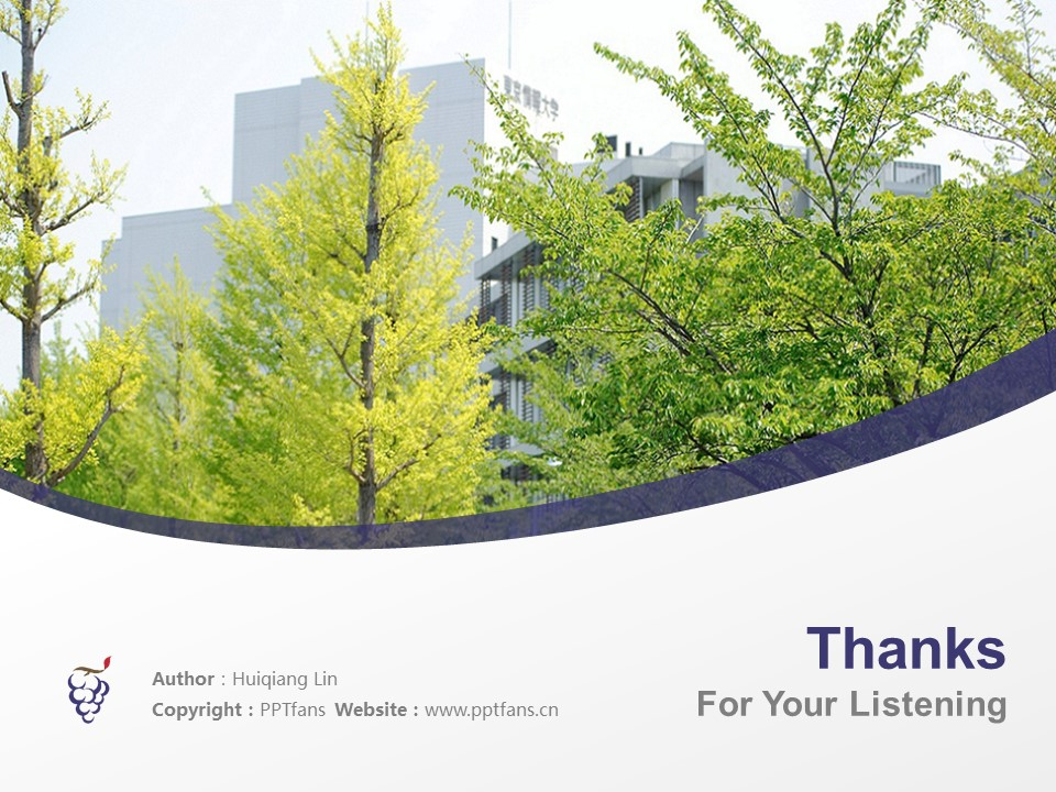 Tokyo University of Information Sciences Powerpoint Template Download   东京情報大学PPT模板下载_slide19