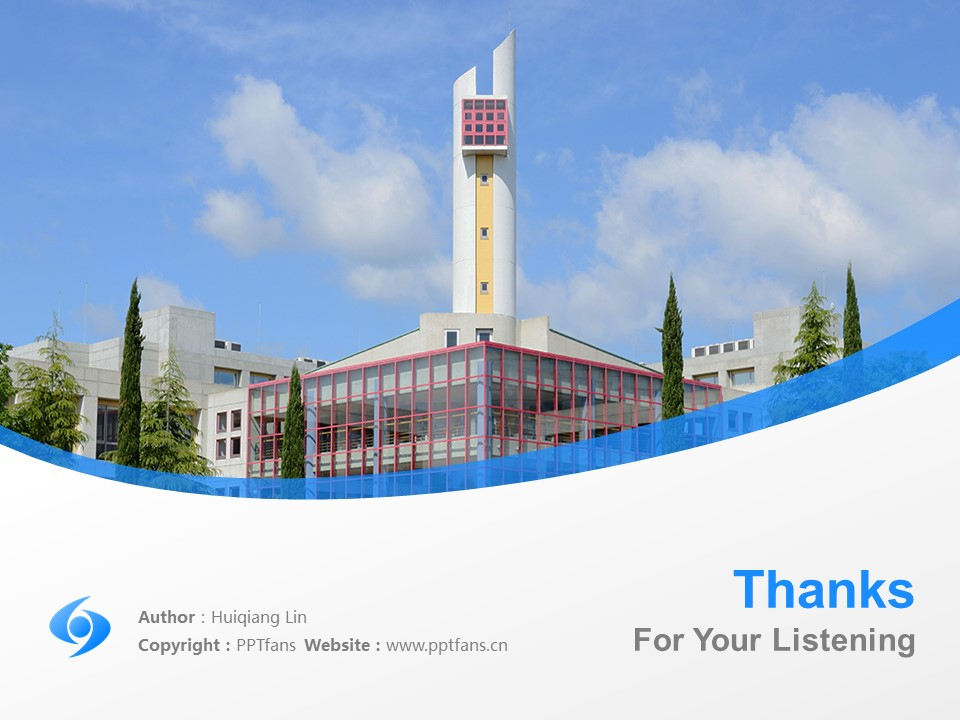 Shobi University Powerpoint Template Download | 尚美学园大学PPT模板下载_幻灯片19