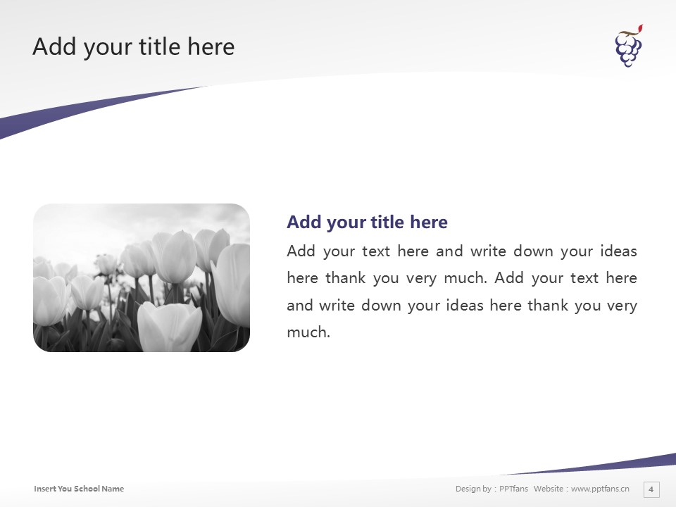 Tokyo University of Information Sciences Powerpoint Template Download | 东京情報大学PPT模板下载_幻灯片4