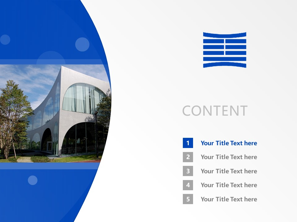 Tama Art University Powerpoint Template Download | 多摩美术大学PPT模板下载_幻灯片2
