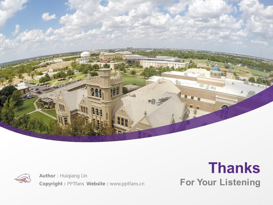 Southwestern Assemblies of God University Powerpoint Template Download | 西南上帝会大学PPT模板下载_幻灯片19