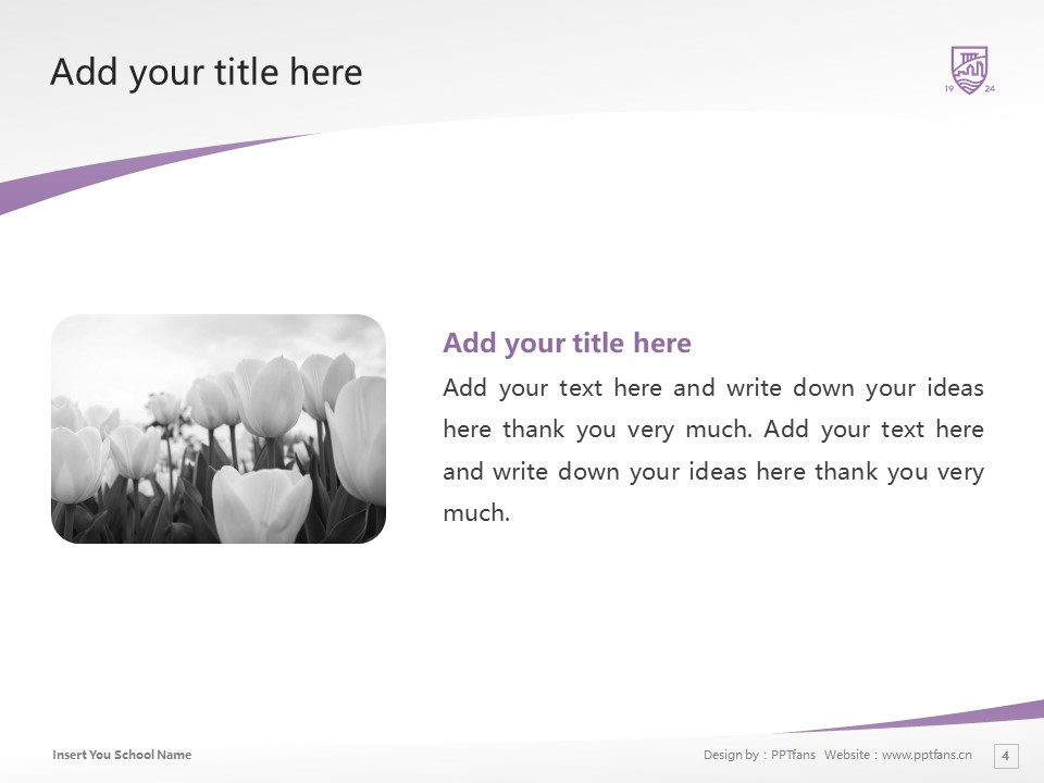 Cincinnati Christian University Powerpoint Template Download | 辛辛那提圣经学院与神学院PPT模板下载_幻灯片4