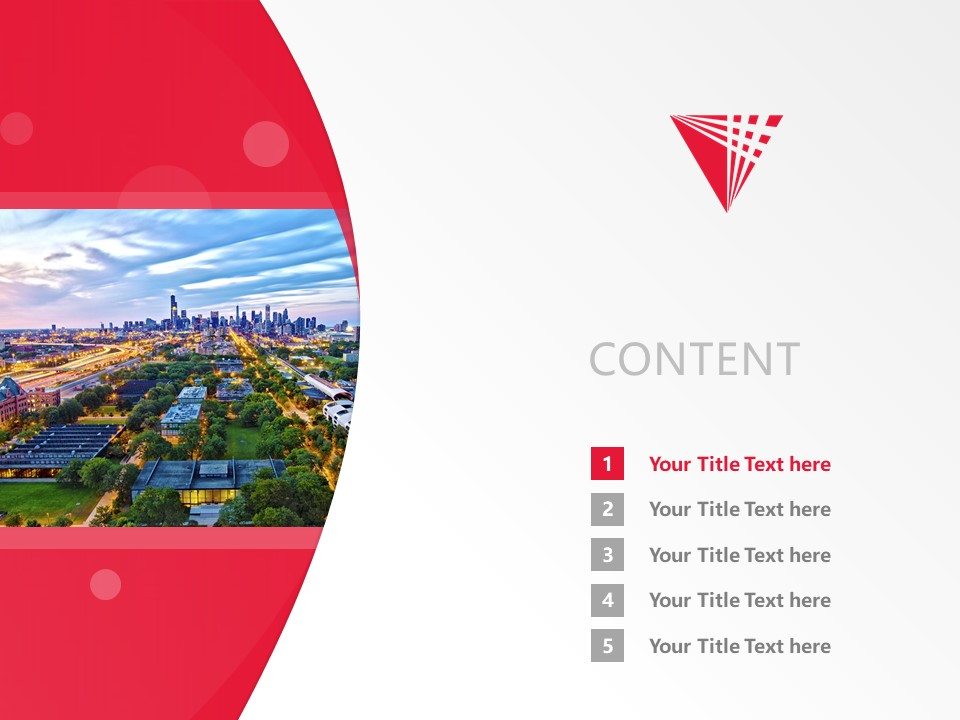 Illinois Institute of Technology Powerpoint Template Download | 伊利诺斯理工学院PPT模板下载_slide2