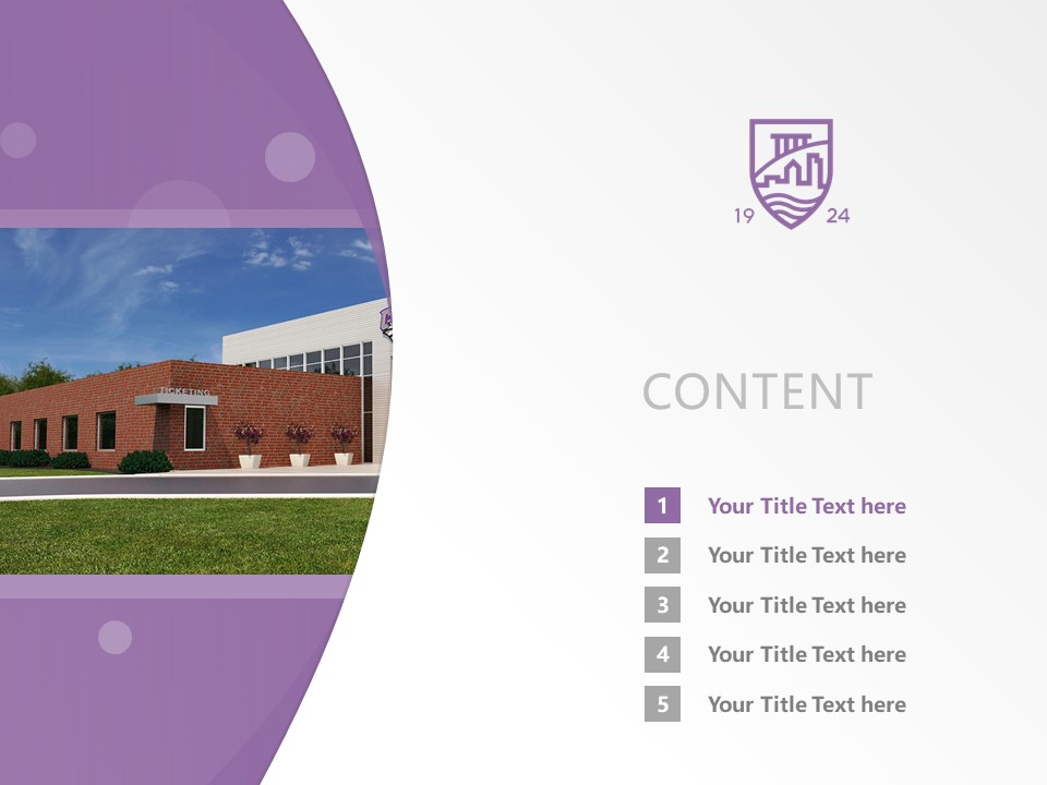 Cincinnati Christian University Powerpoint Template Download | 辛辛那提圣经学院与神学院PPT模板下载_幻灯片2
