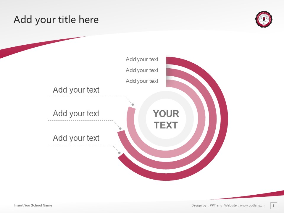 University of Indianapolis Powerpoint Template Download | 印第安纳波利斯大学PPT模板下载_slide5