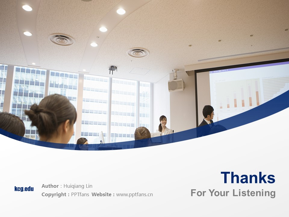 Kyoto College of Graduate Studies for Informatics Powerpoint Template Download | 京都信息大学院大学PPT模板下载_slide19