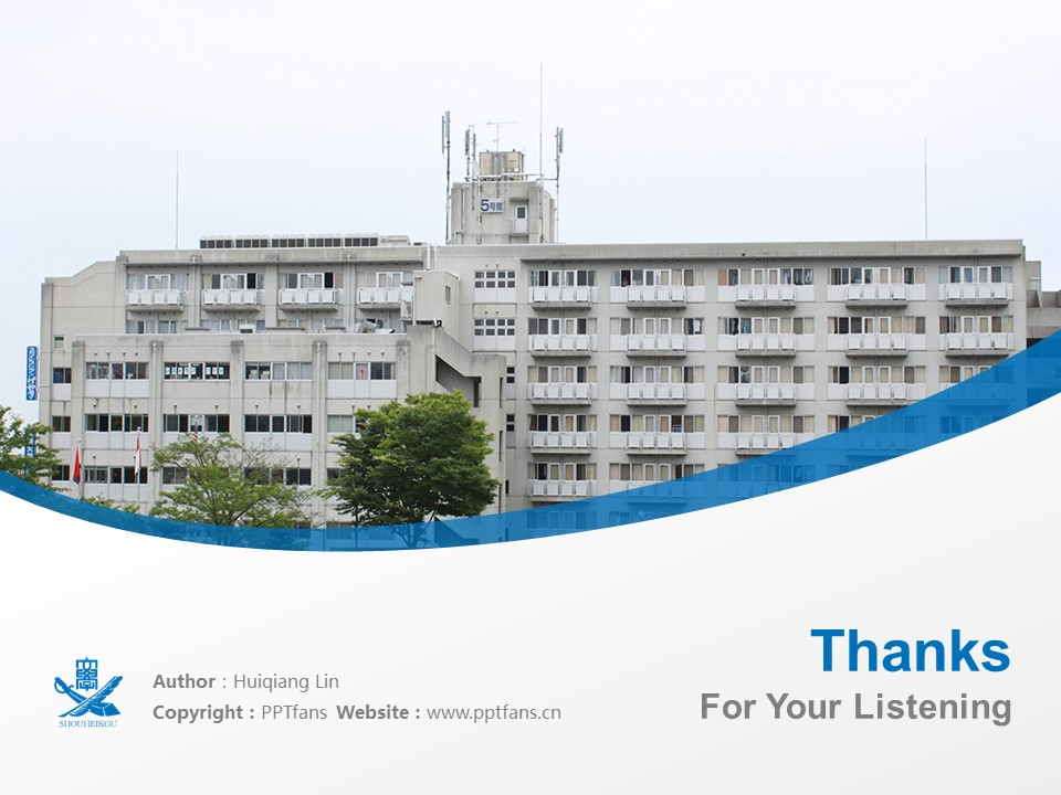 Higashi Nippon International University Powerpoint Template Download | 东日本国际大学PPT模板下载_slide19