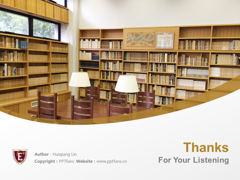 Shizuoka Eiwa Gakuin University Powerpoint Template Download | 静冈英和学院大学PPT模板下载_slide19