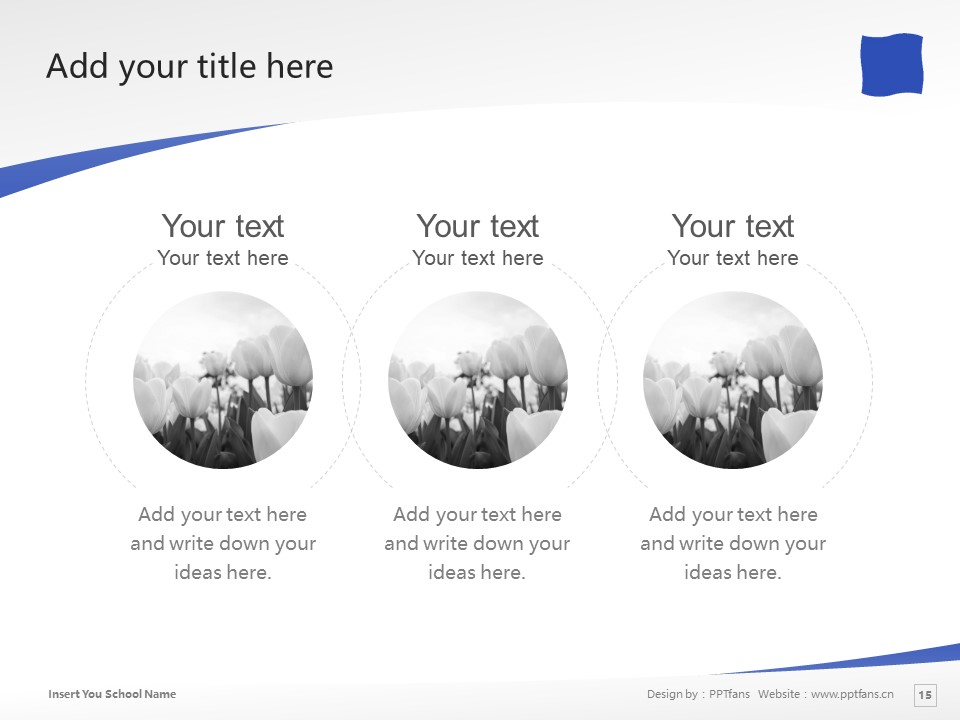 Shizuoka University of Art and Culture Powerpoint Template Download | 静冈文化艺术大学PPT模板下载_slide15