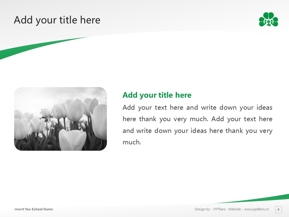 Sendai University Powerpoint Template Download | 仙台大学PPT模板下载_幻灯片4