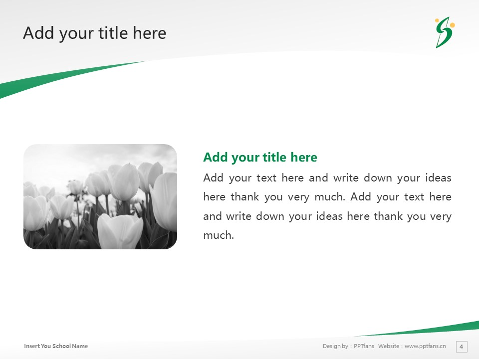 KOBE SHINWA WOMEN'S UNVERSITY Powerpoint Template Download | 神户亲和女子大学PPT模板下载_slide4