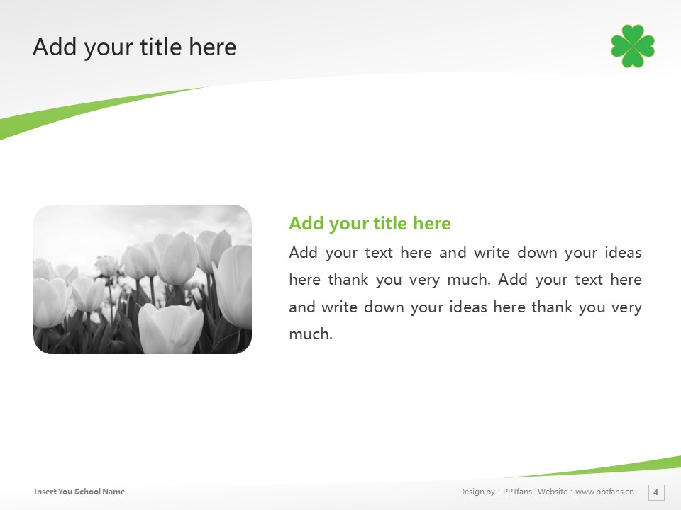 Kobe University of Welfare Powerpoint Template Download | 神戸医療福祉大学PPT模板下载_slide4