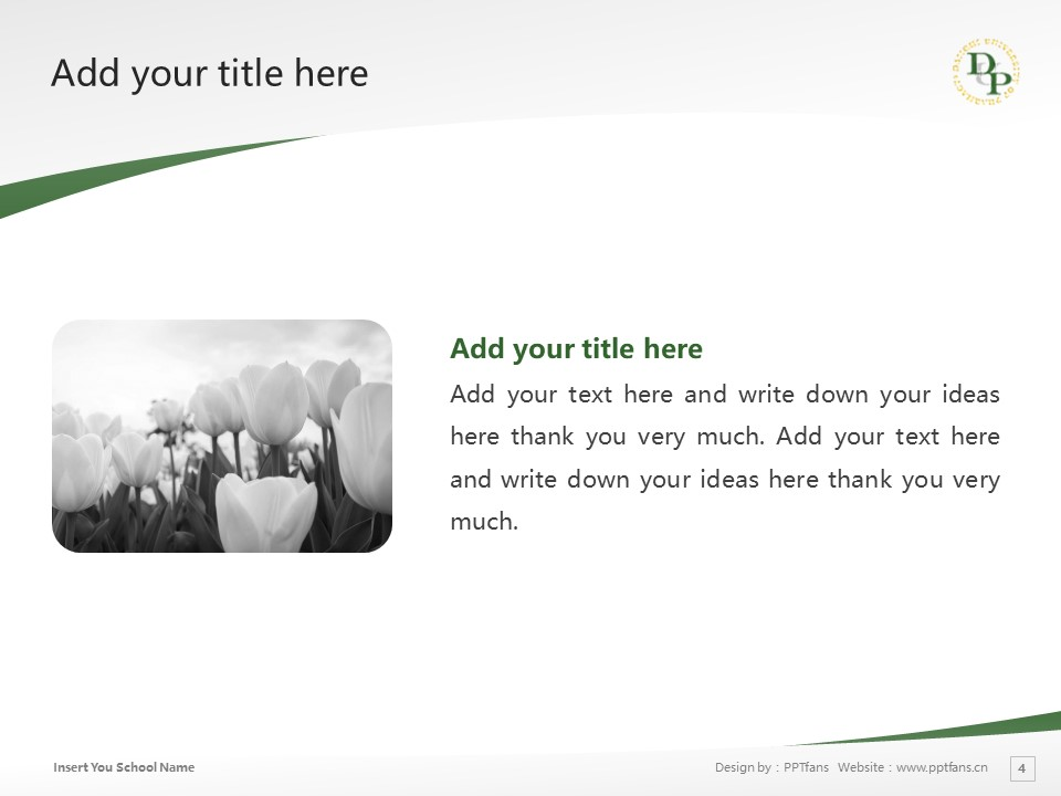 Daiichi University, College of Pharmaceutical Sciences Powerpoint Template Download | 第一药科大学PPT模板下载_幻灯片4