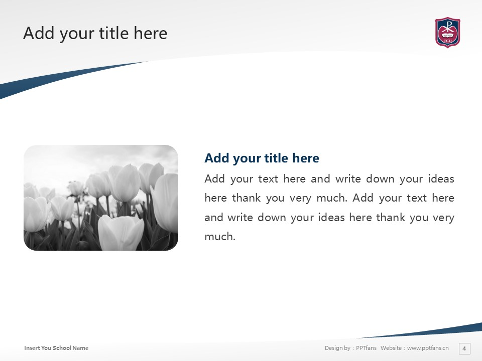 Tokyo Christian University Powerpoint Template Download | 东京基督教大学PPT模板下载_slide4