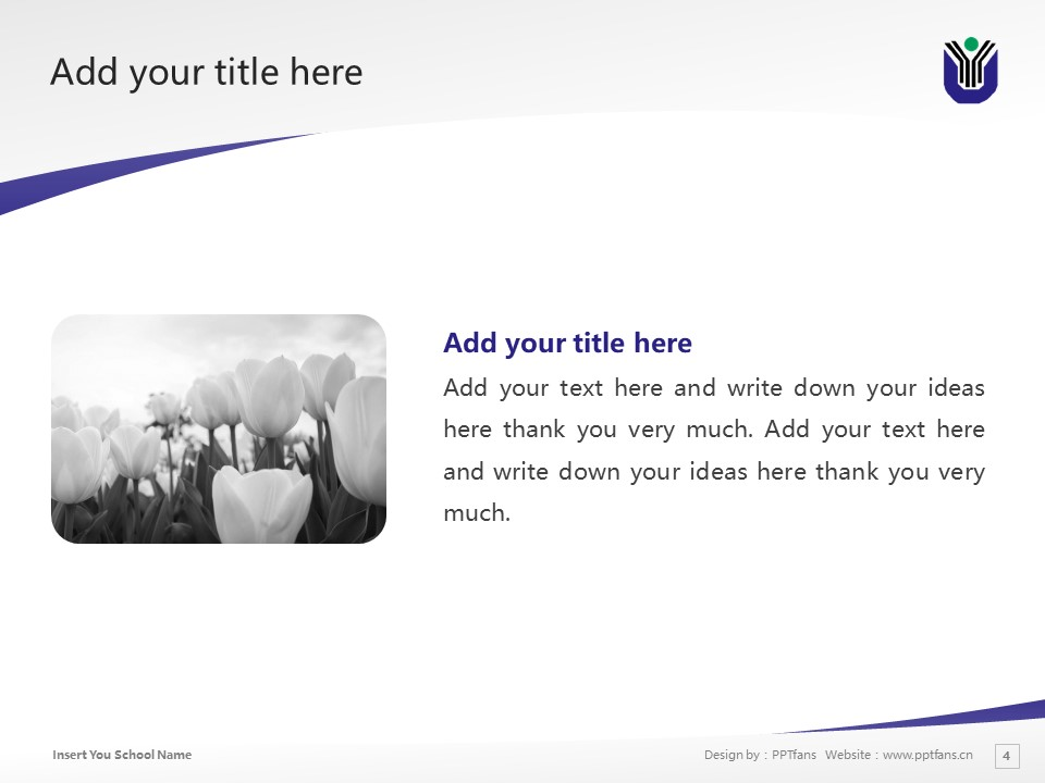 Ishikawa Prefectural University Powerpoint Template Download | 石川县立大学PPT模板下载_slide4