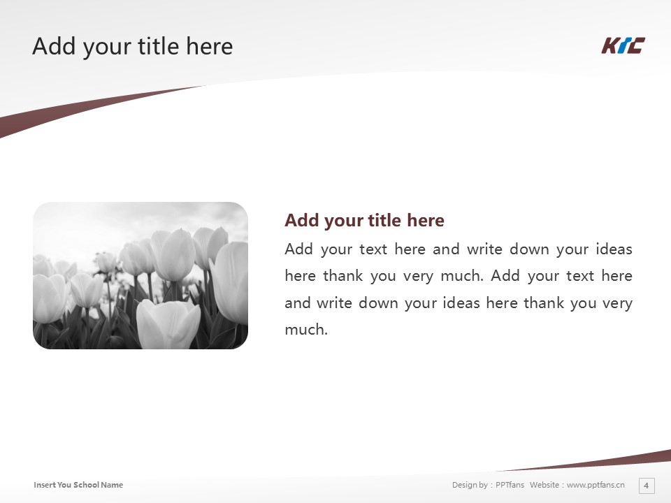 Kobe Institute of Computing; Graduate School of Information Technology Powerpoint Template Download | 神戸情报大学院大学PPT模板下载_slide4