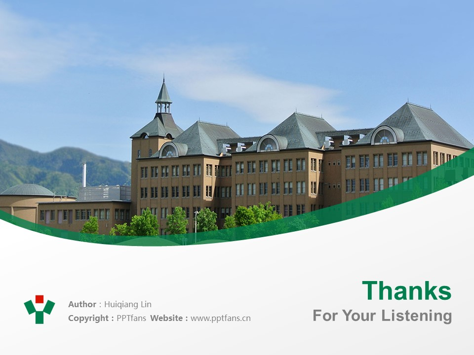Yamagata Prefectural University of Health Sciences Powerpoint Template Download | 山形县立保健医疗大学PPT模板下载_幻灯片19