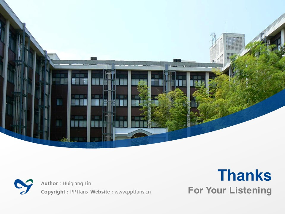 Tottori University Powerpoint Template Download | 鸟取大学PPT模板下载_slide19