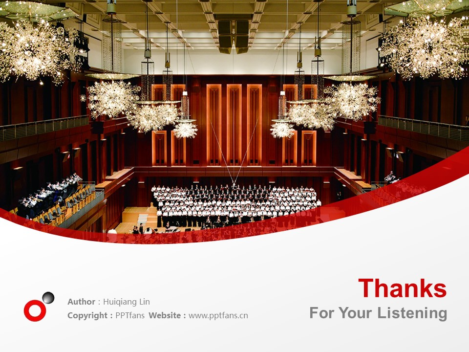 Heisei college of music Powerpoint Template Download | 平成音乐大学PPT模板下载_幻灯片预览图19
