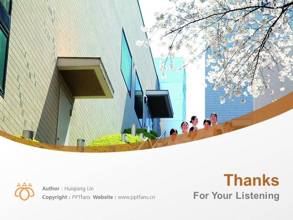 Tsurumi University Powerpoint Template Download | 鹤见大学PPT模板下载_slide19