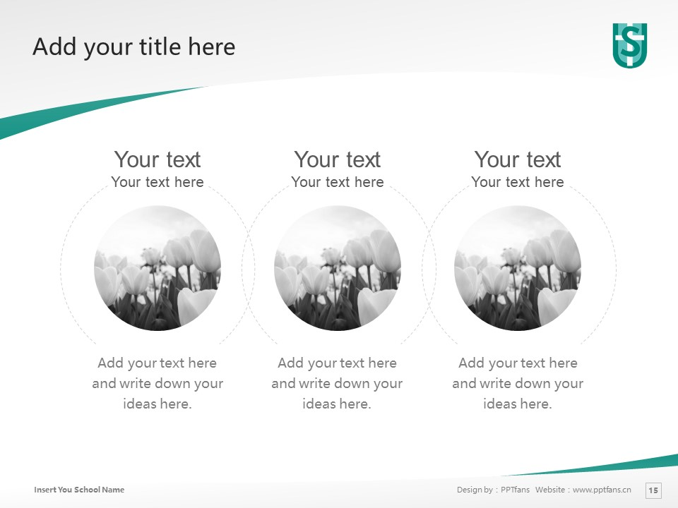 Seigakuin University Powerpoint Template Download | 圣学院大学PPT模板下载_slide15
