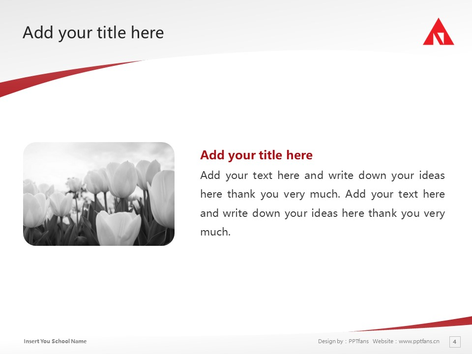 Nagoya University Of Arts Powerpoint Template Download | 名古屋艺术大学PPT模板下载_幻灯片4