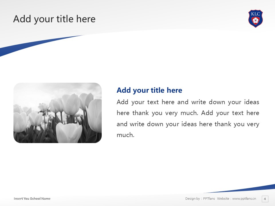 Kyushu Lutheran College Powerpoint Template Download | 九州路德学院大学PPT模板下载_slide4