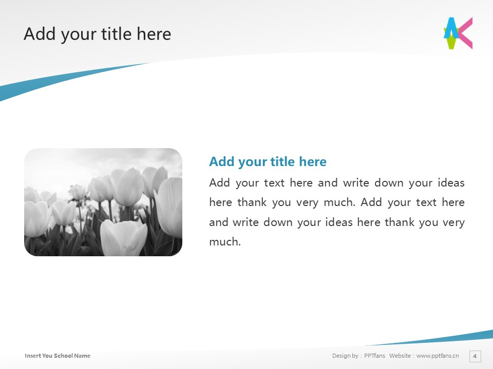 Kyushu Institute of Technology Powerpoint Template Download | 九州工业大学PPT模板下载_slide4