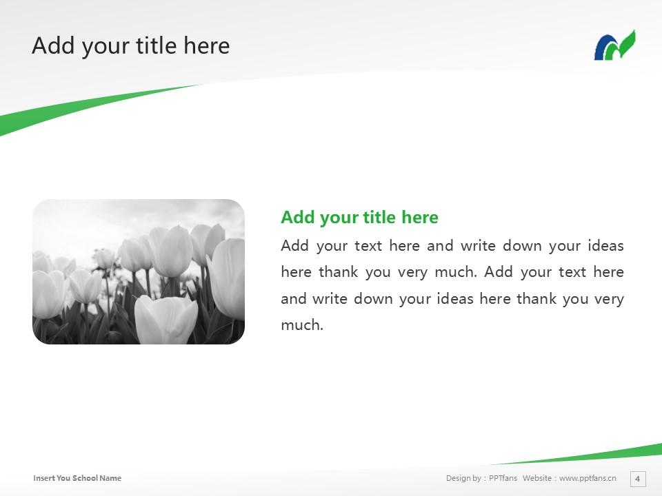 Nara Medical University Powerpoint Template Download | 奈良县立医科大学PPT模板下载_slide4
