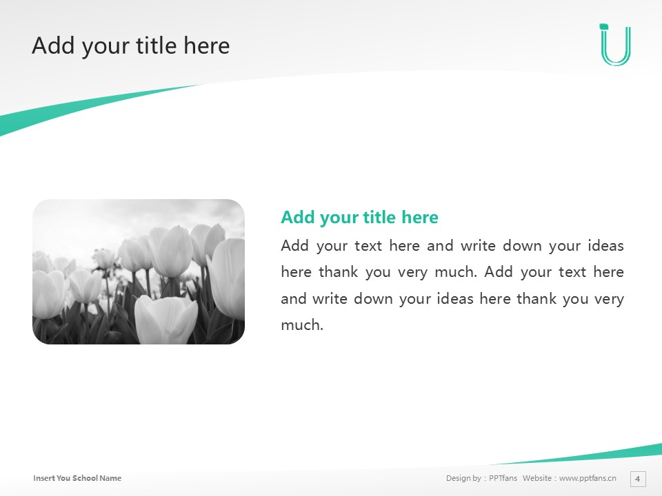 Urawa University Powerpoint Template Download | 浦和大学PPT模板下载_slide4