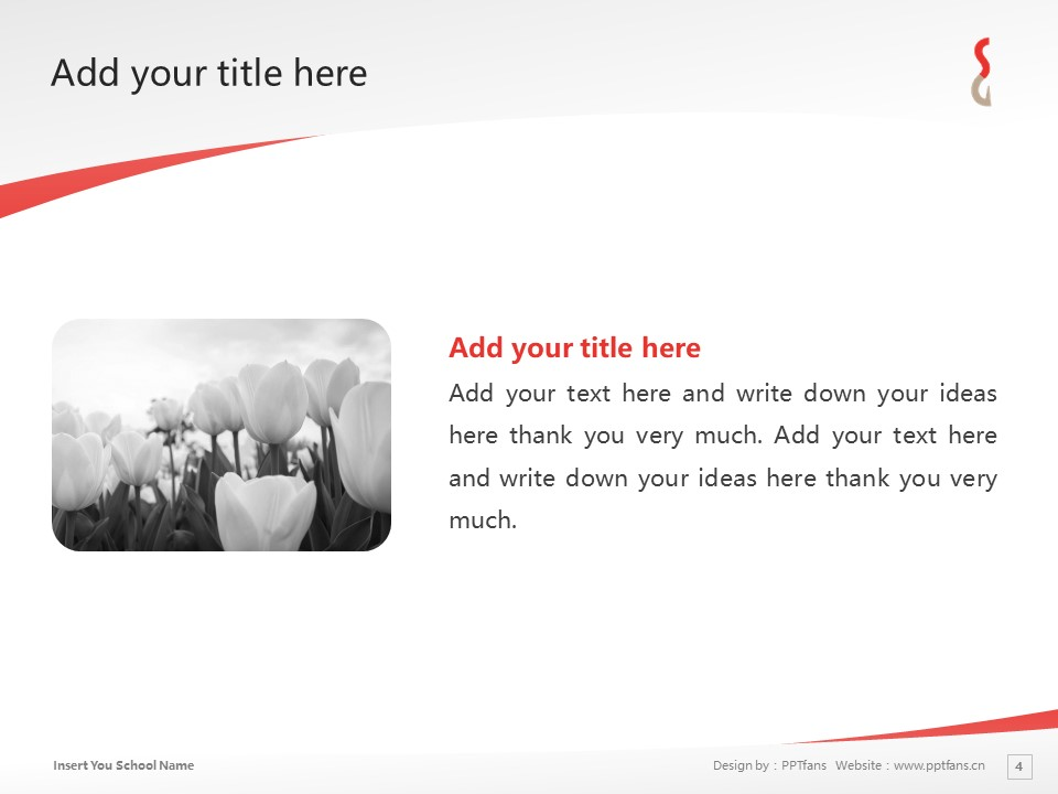 Saitama Gakuen University Powerpoint Template Download | 埼玉学园大学PPT模板下载_幻灯片4