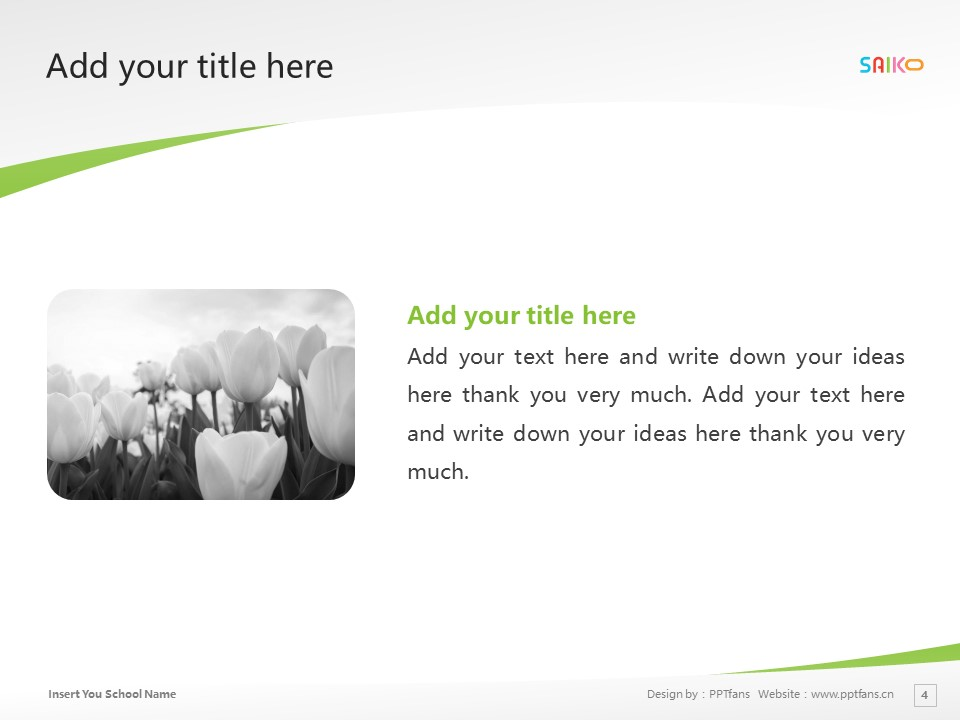 Saitama Institute of Technology Powerpoint Template Download | 埼玉工业大学PPT模板下载_slide4