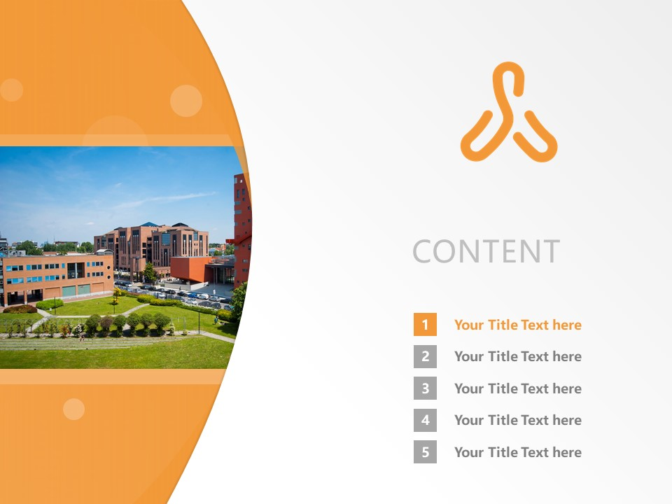 Setsunan University Powerpoint Template Download | 摄南大学PPT模板下载_幻灯片2