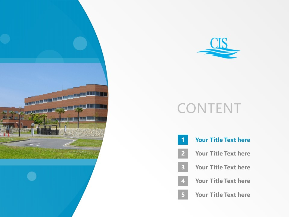 Chiba Institute of Science Powerpoint Template Download | 千叶科学大学PPT模板下载_幻灯片2
