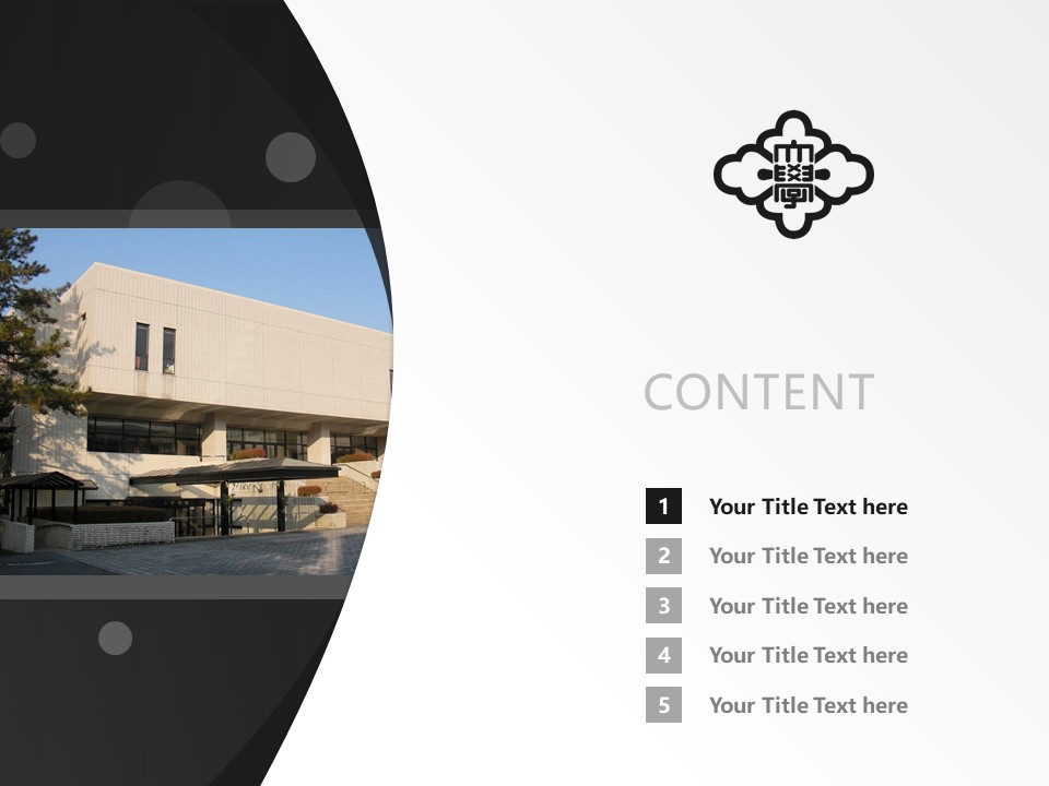 KOGAKKAN UNIVERSITY Powerpoint Template Download | 皇学馆大学PPT模板下载_slide2