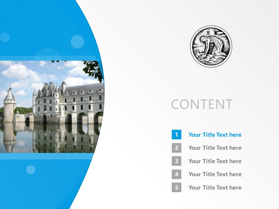 Keisen University Powerpoint Template Download | 惠泉女学园大学PPT模板下载_幻灯片2