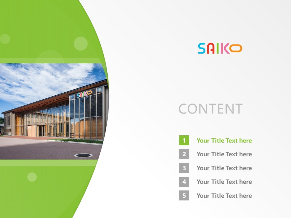 Saitama Institute of Technology Powerpoint Template Download | 埼玉工业大学PPT模板下载_slide2