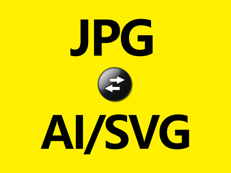 JPG转AI或SVG矢量图/LOGO标志临摹描图服务_幻灯片预览图1