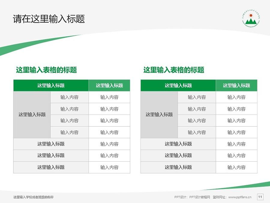 广州现代信息工程职业技术学院PPT模板下载_幻灯片预览图11