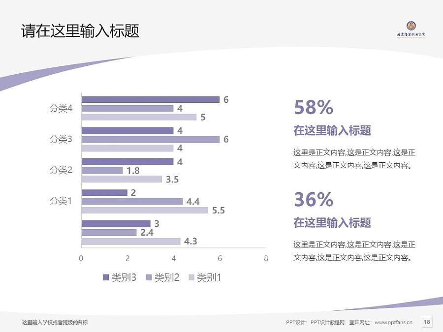 北京经贸职业学院PPT模板下载_幻灯片预览图18