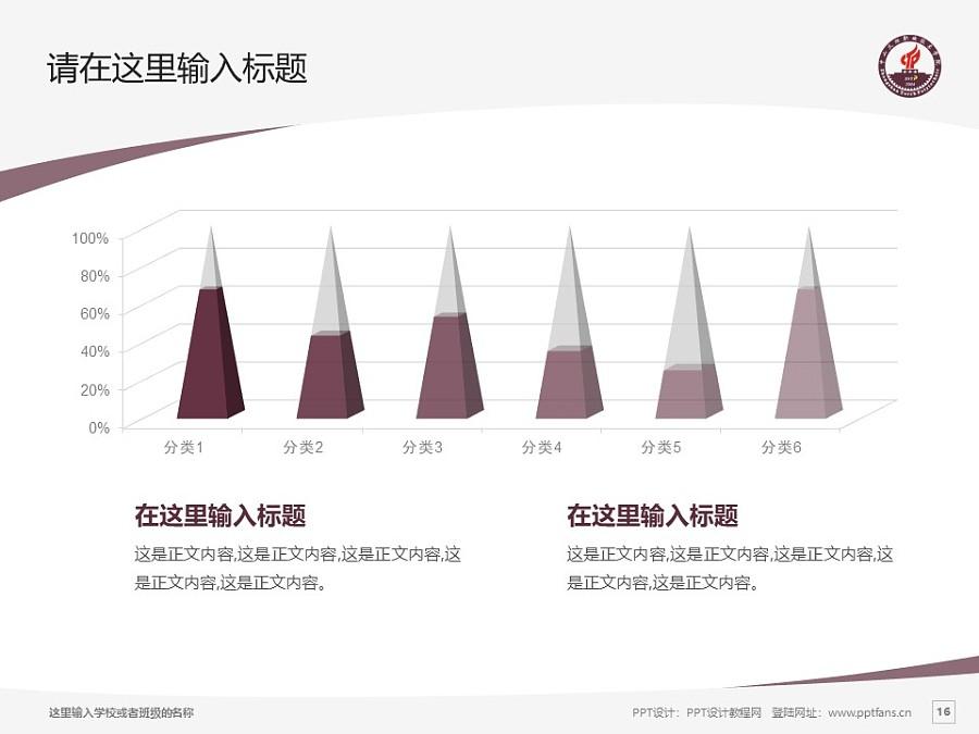 中山火炬职业技术学院PPT模板下载_幻灯片预览图16