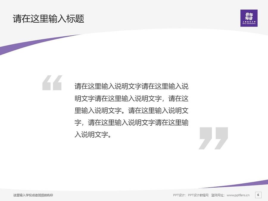 上海纽约大学PPT模板下载_幻灯片预览图6